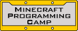 Minecraft Programming Camp